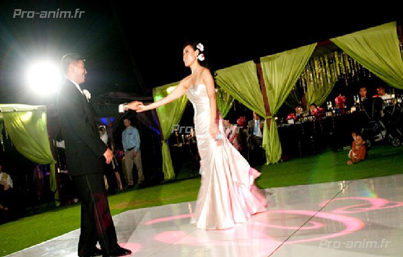 animation de mariage haut de gamme lyon