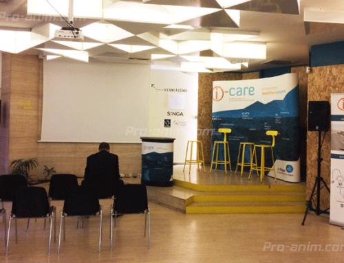 sonorisation de conférence en entreprise à Lyon