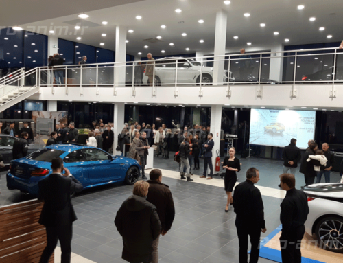 Inauguration de concession automobile Lyon