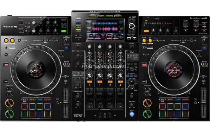 Nouveau matériel DJ – Pioneer XDJ-XZ et XDJ-RR